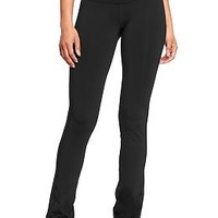 Women's Old Navy Active Straight-Leg Compression Pants