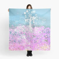 'fantasy' Scarf by Marianna Tankelevich