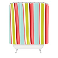 Caroline Okun Amagansett Shower Curtain
