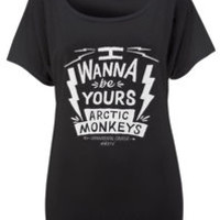 I Wanna Be Yours T-Shirt (Womens)