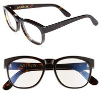 Women's Wildfox 'Classic Fox' 54mm Optical Glasses