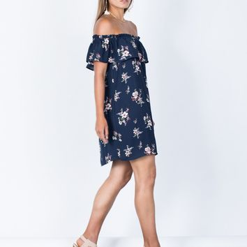 Valerie Floral Dress