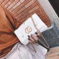 One Shoulder Chain Fashion Stylish Bags [103808663564]