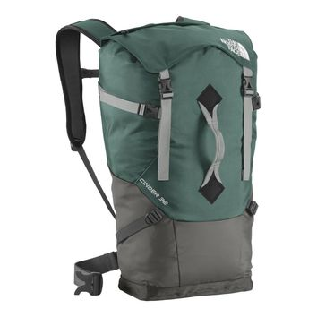 The North Face Cinder Pack 32 Backpack - 1953cu in Balsam Blue/Monument Grey, One