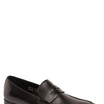 Men's Dune London 'Racehorse' Penny Loafer,
