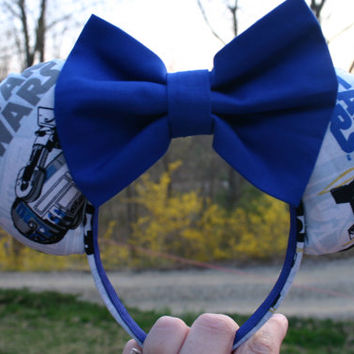 Star Wars Mouse Ear Headband