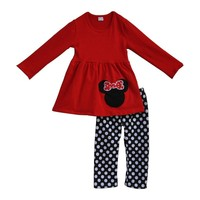 Minnie Mouse Boutique Outfit
