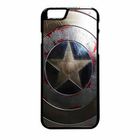 Captain America Winter Soldier Shield iPhone 6 Plus Case