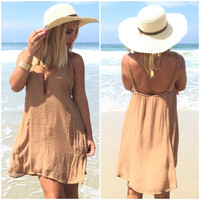 Surf & Sand Shift Dress
