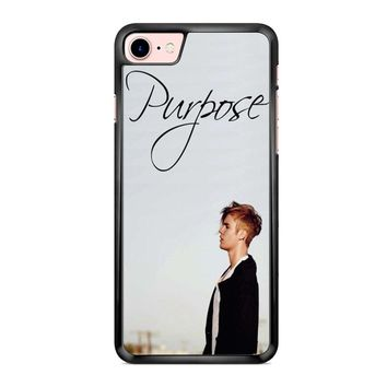 Purpose Justin Bieber iPhone 7 Case