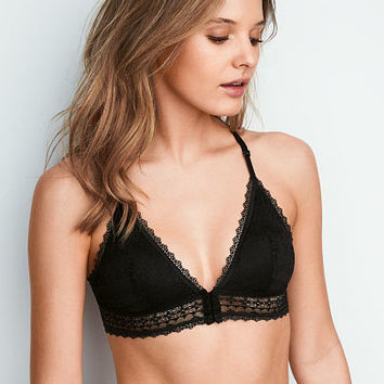 Lace Front-close Bralette - The Bralette Collection - Victoria's Secret