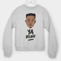 KENDRICK LAMAR Ya Bish long sleeves for mens and womens by usa
