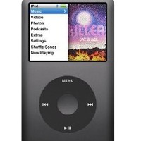 Amazon.com: Apple iPod classic 160 GB Black (7th Generation) NEWEST MODEL: MP3 Players & Accessories