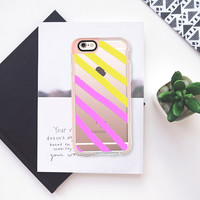 Stripes - Brightly Spring iPhone 6s case by Allyson Johnson | Casetify