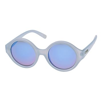 Le Specs The Dandy Ice Blue Sunglasses