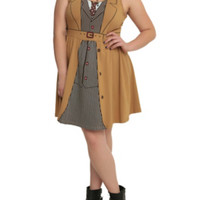 Doctor Who Her Universe David Tennant Tenth Doctor Costume Dress Plus