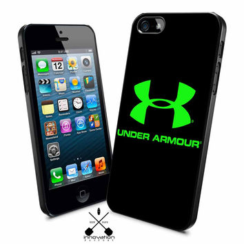 Under Armour Green Light iPhone 4s iphone 5 iphone 5s iphone 6 case, Samsung s3 samsung s4 samsung s5 note 3 note 4 case, iPod 4 5 Case