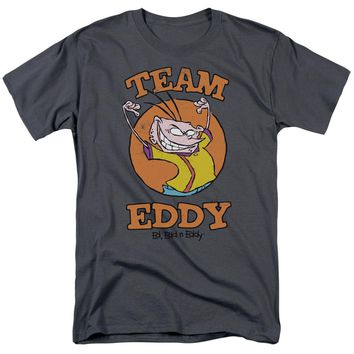 Ed Edd N Eddy - Team Eddy Short Sleeve Adult 18/1