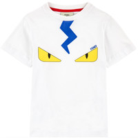 Fendi Boys 'Monster' T-shirt
