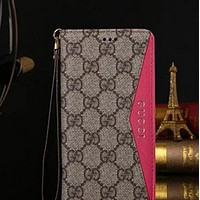 Gucci Fashion Print iPhone Phone Cover Case For iphone 7 iphone 7plus Tagre™