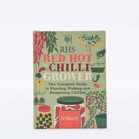 Red Hot Chilli Grower Book - Urban Outfitters