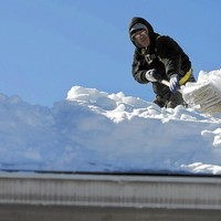 Roof Shoveling - Ann Arbor Roofing Services