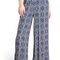 BP. Print Wide Leg Pants | Nordstrom