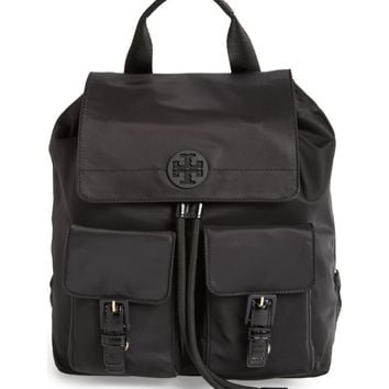 Tory Burch Quinn Nylon Backpack | Nordstrom