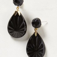 Ballina Earrings by Anthropologie Black One Size Earrings