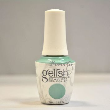 Gelish LED/UV Soak Off Gel Polish #1110827 - Sea Foam 0.5 oz