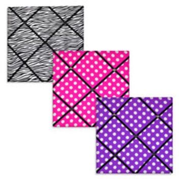 Rock Your Room Ribbon Memo Boards - Bed Bath & Beyond