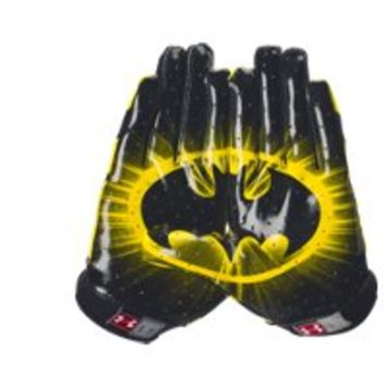 Under Armour Men's UA Alter Ego F4 Batman Football Gloves