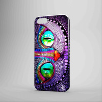 Alice In Wonderland Cheshire Cat In Galaxy Nebula Purple iPhone Case Samsung Case 3D Case