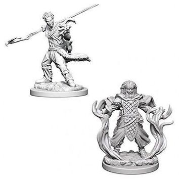 Dungeons & Dragons: Nolzur's Marvelous Unpainted Minis: Human Male Druid
