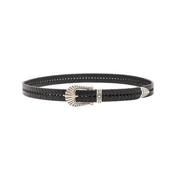 Isabel Marant Jigoo Belt in Black | FWRD