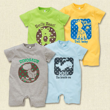 Kids Boys Girls Baby Clothing Toddler Bodysuits Products For Children
