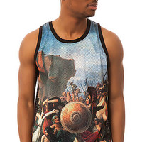 The Pillage Tank in Black