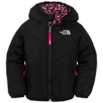 The North Face Jackets & Vests TODDLER GIRLS' REVERSIBLE PERRITO JACKET