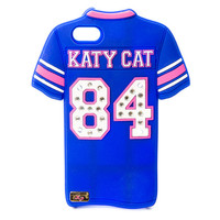Katy Perry KatyCat Light Up Jersey Cover for iPhone 5, 5s and 5c