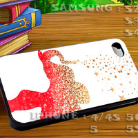 ELEPHANT ColorFull For iphone 4 iphone 5 samsung galaxy s4 / s3 / s2 Case Or Cover Phone.