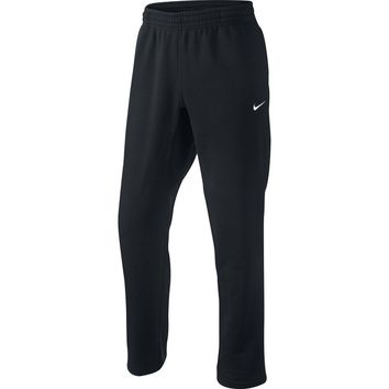 Club Swoosh Men's Fleece Sweatpants Pants Classic Fit