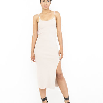 CLAUDIA SLIT DRESS