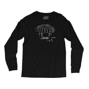 death skull Long Sleeve Shirts