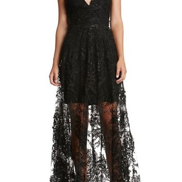 Dress the Population Sidney Lace Gown | Nordstrom