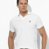 Ralph Lauren Men Classic Fit Polo Shirts S-XL