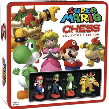 Super Mario™ Collector's Edition Chess Tin