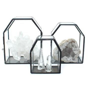 Crystal Visions Display Cases