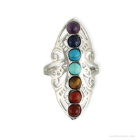 Chakra Ring on Sale for $14.99 at The Hippie Shop
