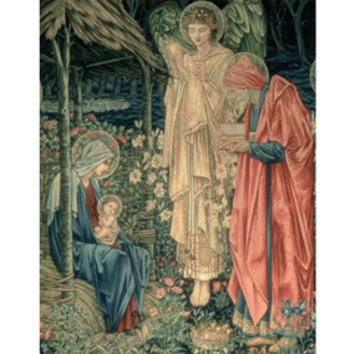 Morris & Co.: Adoration of the Magi Holiday Cards