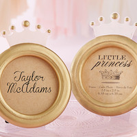 Photo Frame for the Little Princess Baby Shower